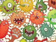 Antibakteriálne mydlo - baktérie