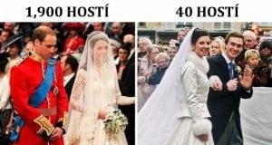 10 snímok zobrazujúcich, ako PRINCOVIA a PRINCEZNÉ uzatvárajú manželstvá v rôznych krajinách. Treba vedieť