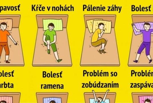 Tipy a triky pre dobrý spánok. - Treba vedieť