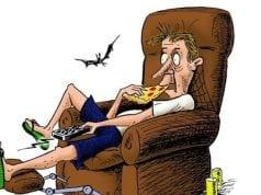 Nápady pre lenivých ľudí. Treba vedieť