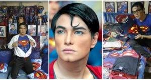 Fanúšik podstúpil množstvo plastických OPERÁCIÍ, aby vyzeral ako SUPERMAN. Treba vedieť