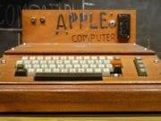 Ako vyzeral prvý počítač od Apple alebo prvá selfie fotografia? Treba vedieť