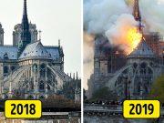 Zničený Notre-Dame v Paríži. Treba vedieť